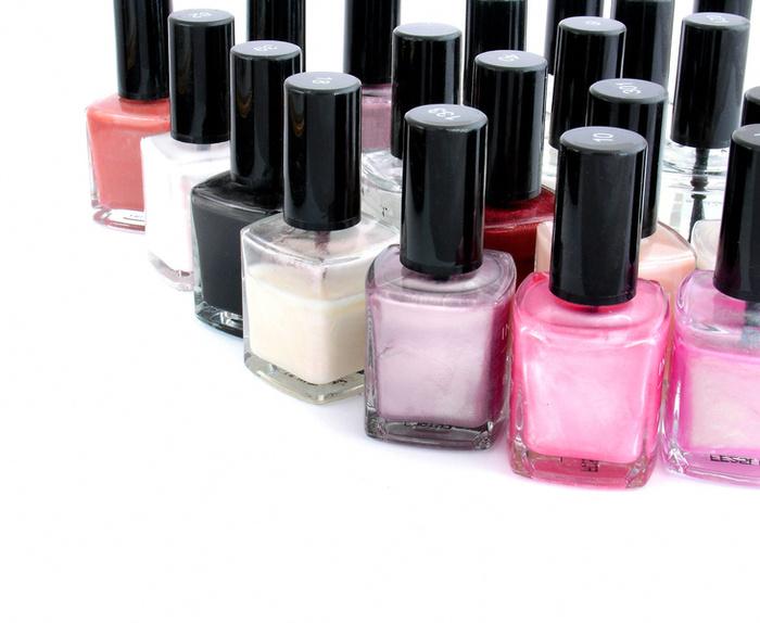 Nail polish - What to do with nail polish ...