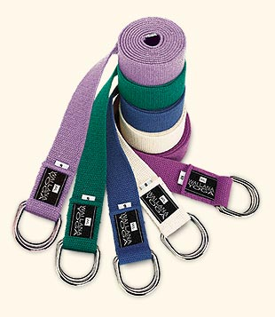 Yoga straps. Courtesy of Google images
